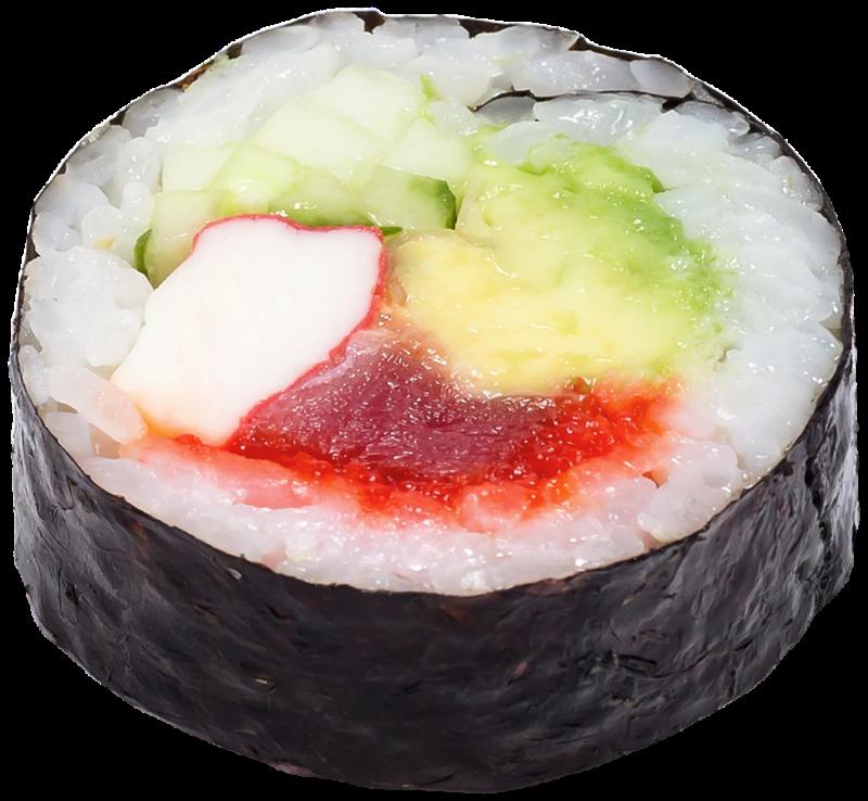 Futomaki Kamikaze Maguro