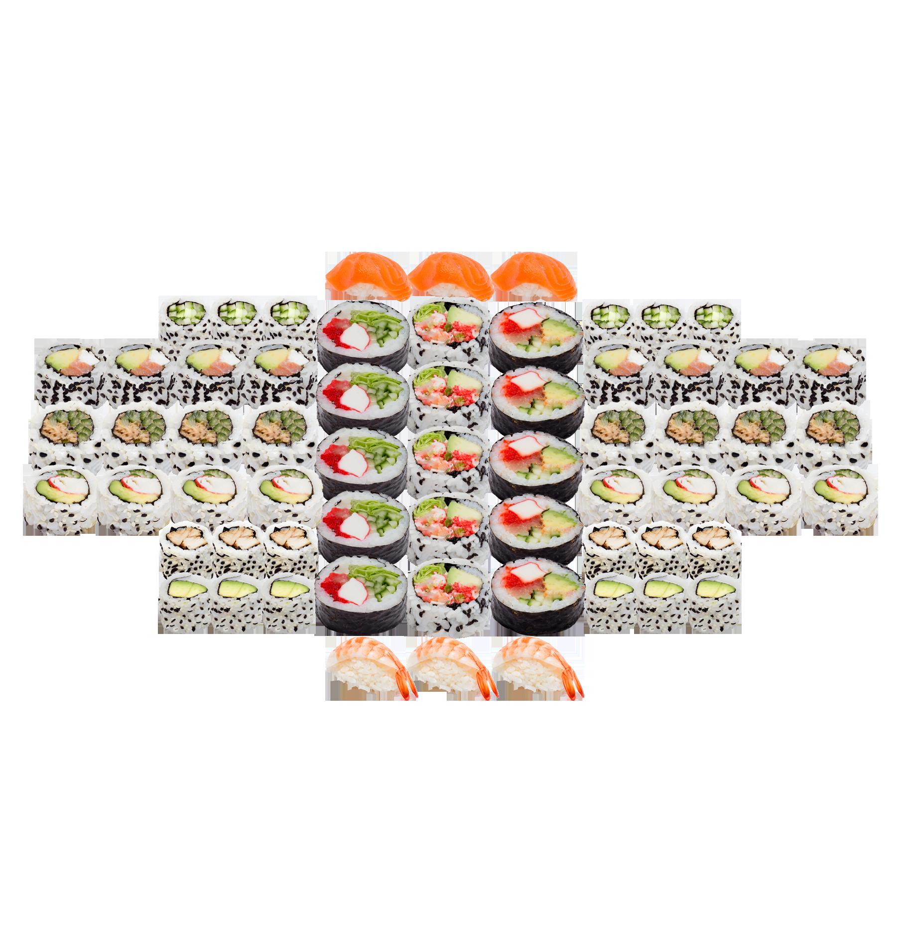 party time sushi 101 oradea