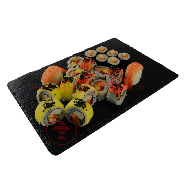 Cooked Fish Platter De Luxe