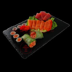 Sashimi De Luxe
