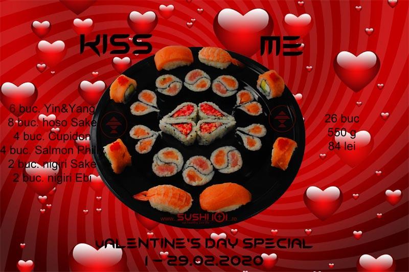 Kiss Me Valentine's Day